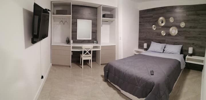 Simple and comfortable apartment, Rosarito B. C