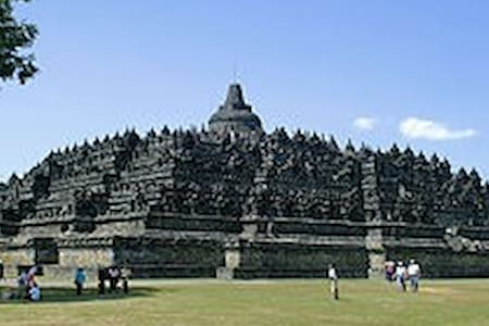 Borobudur 7 Wonders of the World - Magelang - Villa