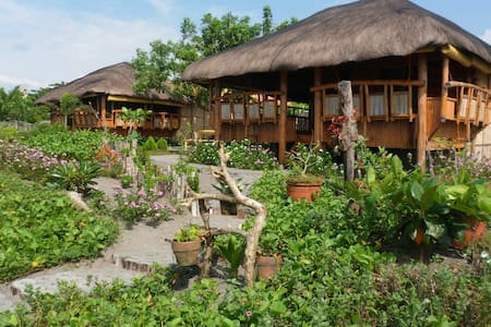 Bamboo Beach Front Cottage #1