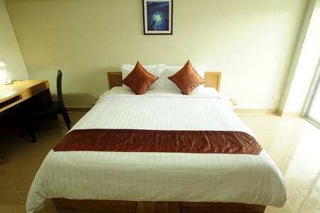 Superior Double Room Near Airport - Bangkok - Wohnung