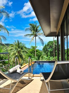 Naam Tok 2 bedroom Pool Villa - Ko Samui - Vila