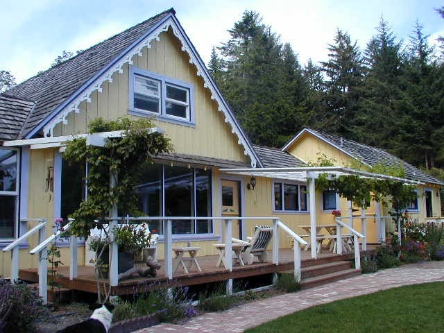 Farmhouse 1 mi. from beach + 2 meals - Ferndale