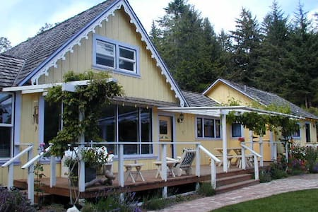 Farmhouse 1 mi. from beach + 2 meals - Ferndale - Casa