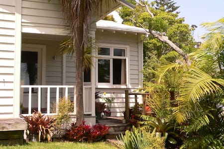Comfy double, close to City - Auckland