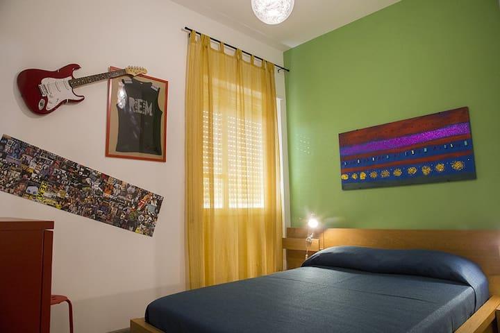 Cantalupa Accommodation Rock Room