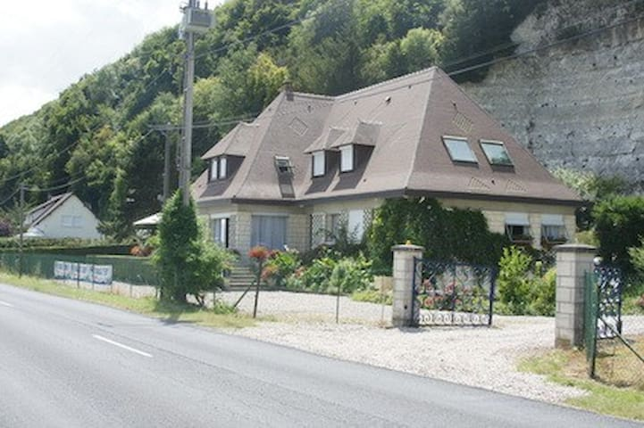 Gîte  MALO - Le Mesnil-sous-Jumièges - Casa
