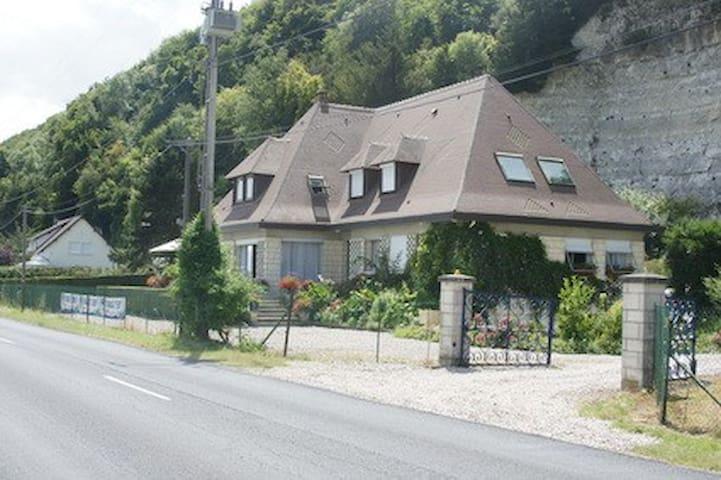 Gîte  MALO - Le Mesnil-sous-Jumièges - 獨棟