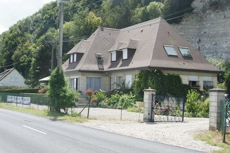 Gîte  MALO - Le Mesnil-sous-Jumièges - Rumah