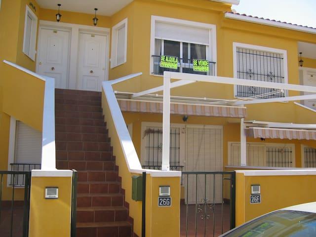 Bonita casa al lado de la playa - San Pedro del Pinatar - 獨棟