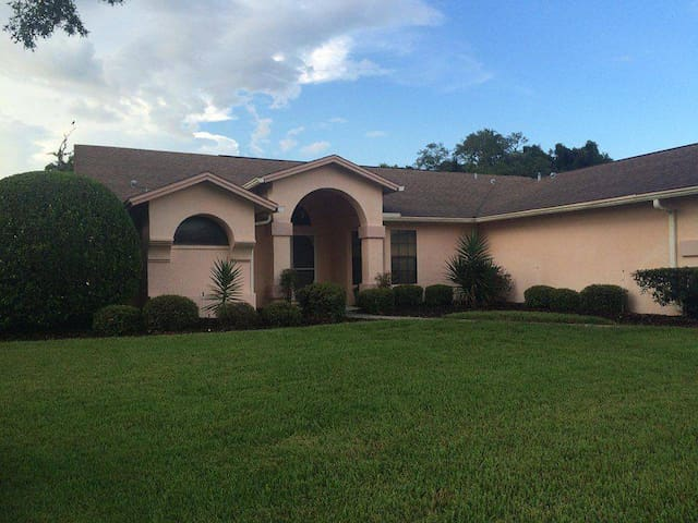 Beautiful home with pool in Pasco County - Hudson - Huis