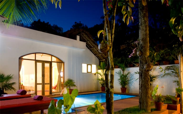Private Pool Villa, Marari Beach - Mararikulam - Villa