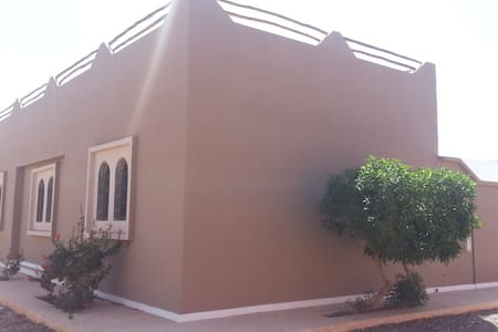 Villa 3 bedrooms WIFI + TV Sat