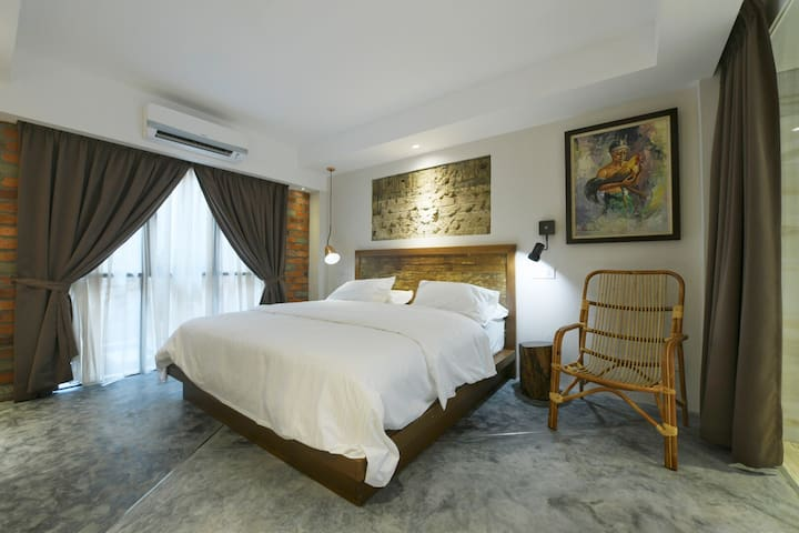 38PC Boutique Hotel Alor Setar - (3801)