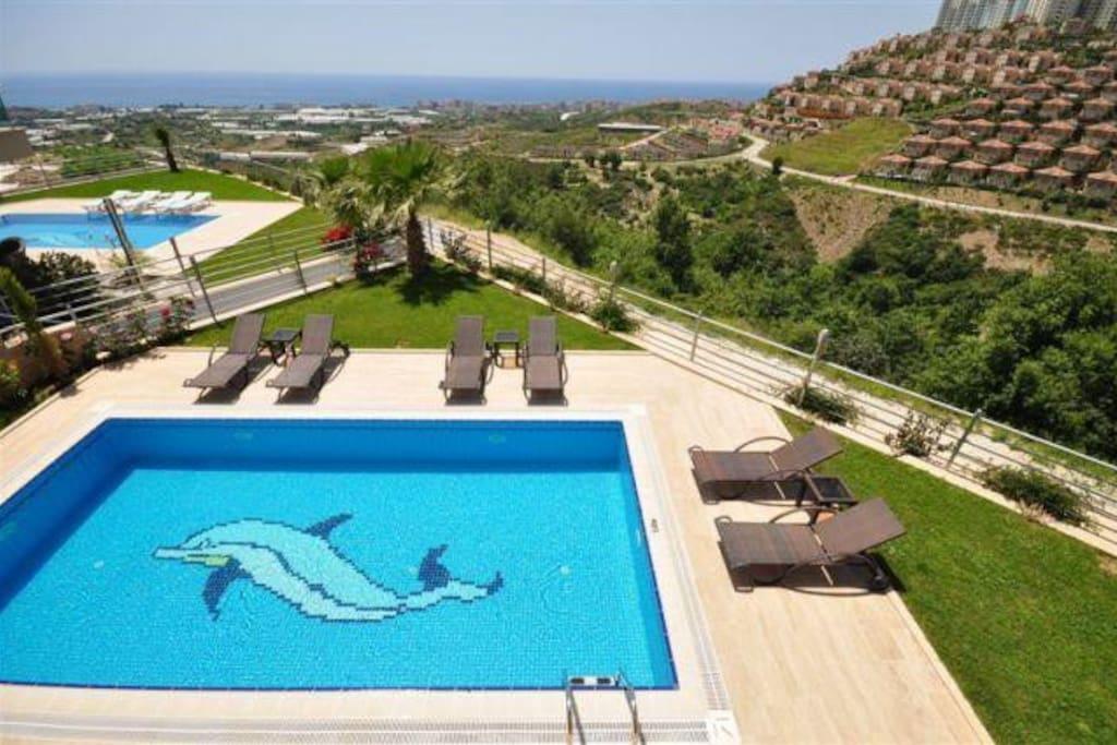 Villa Riveria park Nr.1 in Türkei