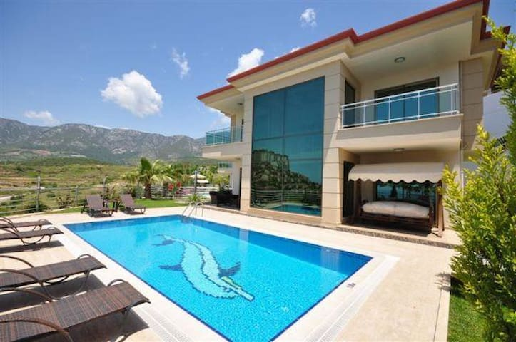 Villa Riveria park Nr.1 in Türkei - Alanya - House