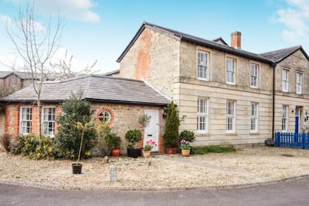 Large historic family home nr Longleat and Bath