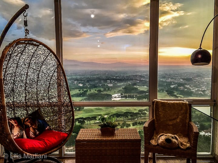 Resort-like Instagramable Staycation near Jakarta