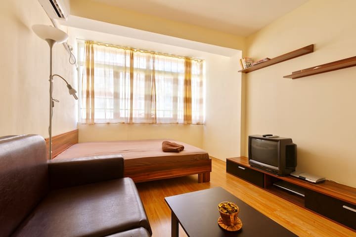 One bedroom apartment in Burgas - 布爾加斯
