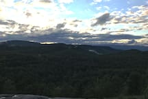 3 miles from house-Dupont State Forest