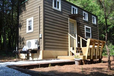 Cedar Hideaway Tiny House