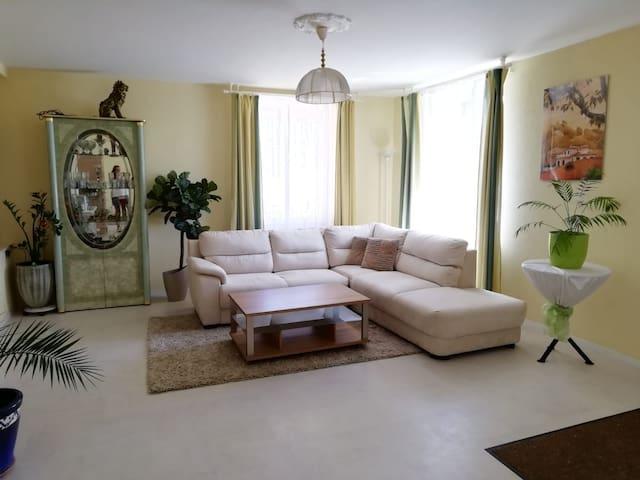 Wohnung mit Terasse