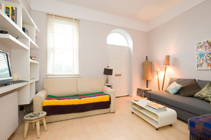 Cool flat in the heart of Dalston