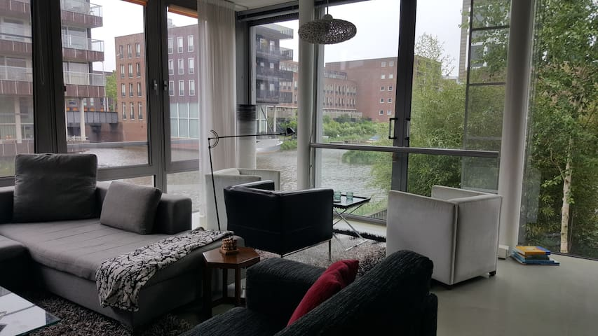 GREAT, SPACIOUS FAMILY HOME 15 MIN ADAM CENTER - Amsterdam - Villa