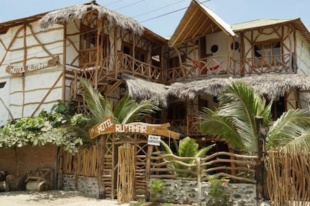 ROOMS BY THE BEACH IN CANOA - Canoa