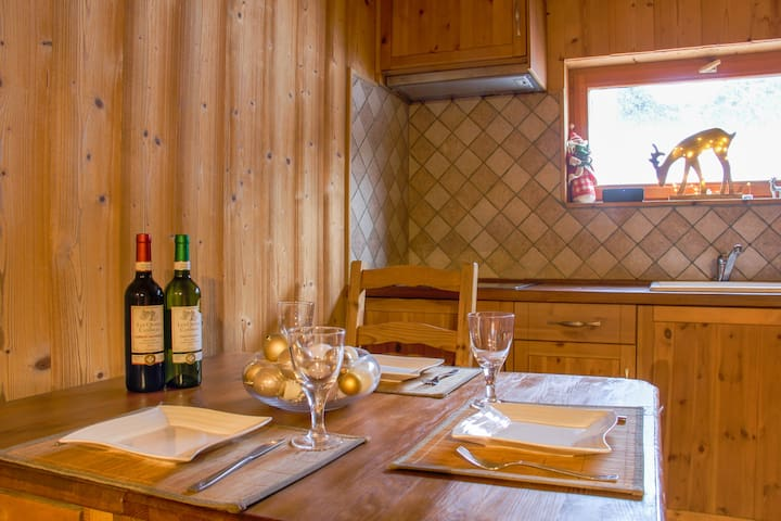 Apartment Chamois du Glacier - Charming Cosy Stay