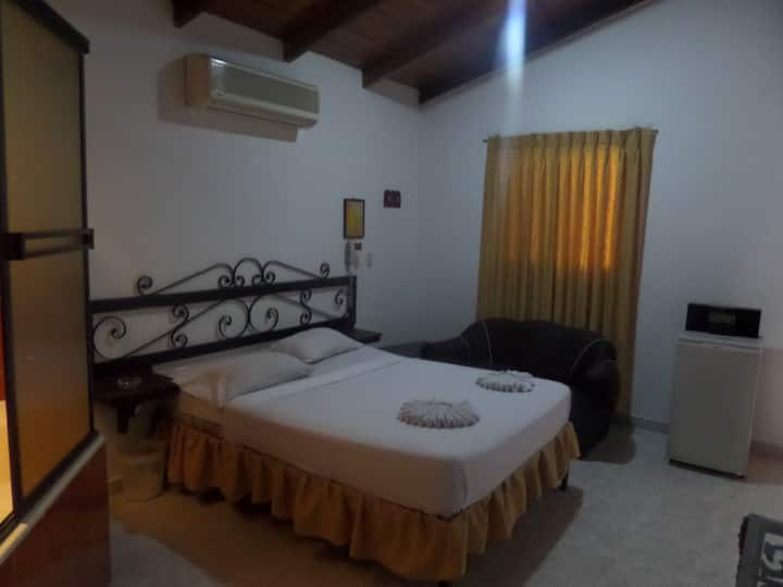 Aparta Hotel Plaza Real Norte - Doble