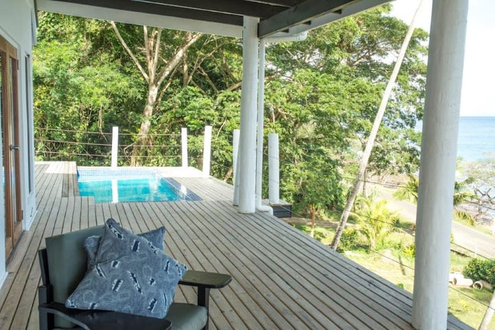 Bay View Heights Villa with plunge pool