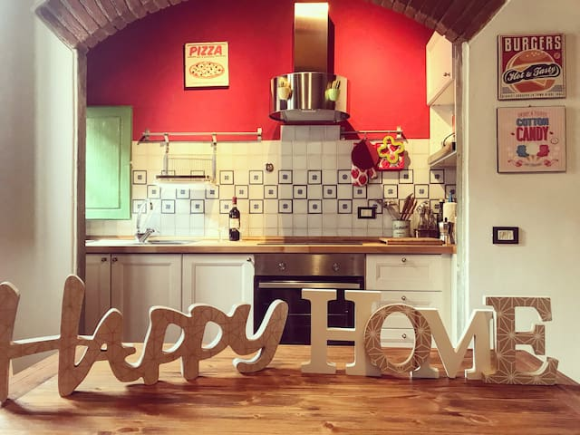 Your Happy Home in Florence