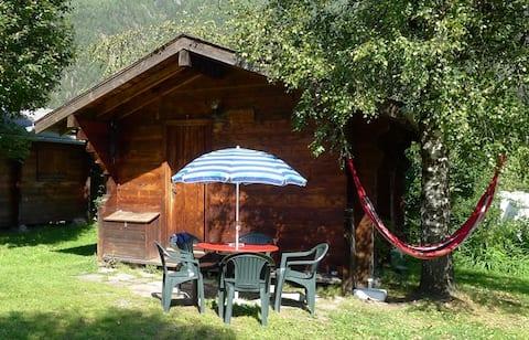 Cabane de montagne à Chamonix