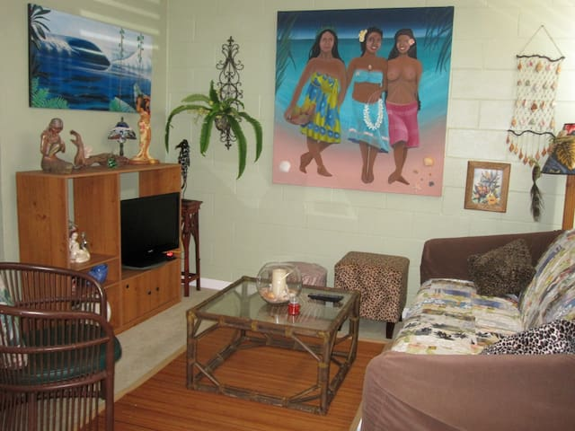 A place to yourself, almost.. :) - Waialua - Bed & Breakfast