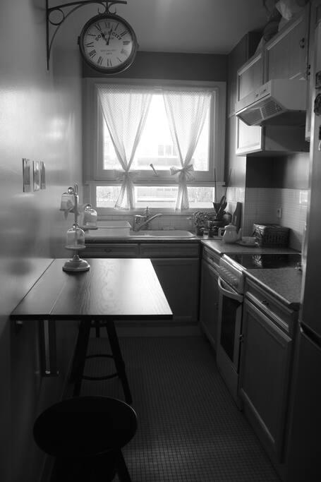 Kitchen /Cuisine/Кухня