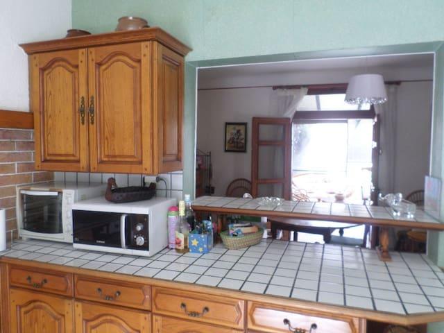 Maison agréable entre Figeac et Rodez - Firmi - House