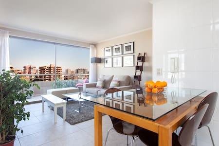★ Luxury Central Apt ★ Stunning Views! - Santiago - Pis