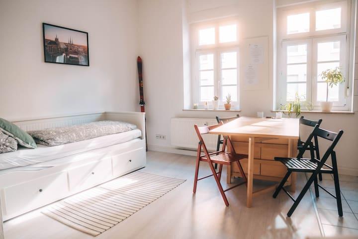gemütliche 45qm Wohnung mit NETFLIX