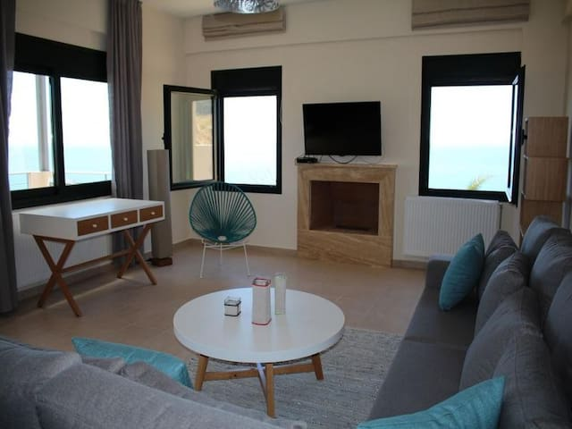 Ruhe und Strand - Kapsali - House