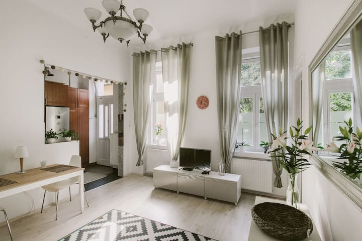 Lovely apartment in the heart of Budapest - Budapest - Apartment