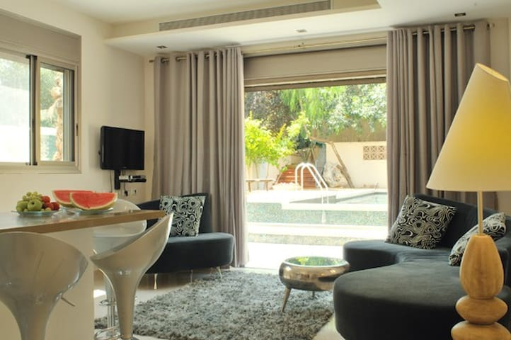 villa diamond luxurious and cosy  - Caesarea - Bed & Breakfast