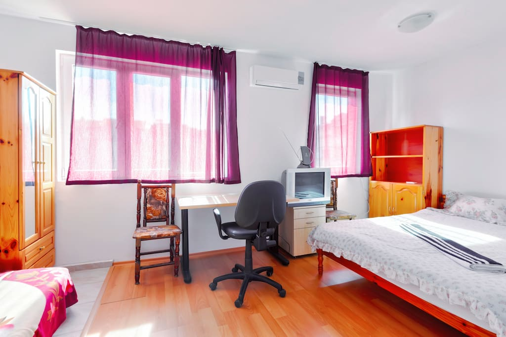 Studio/Room in centre of Burgas