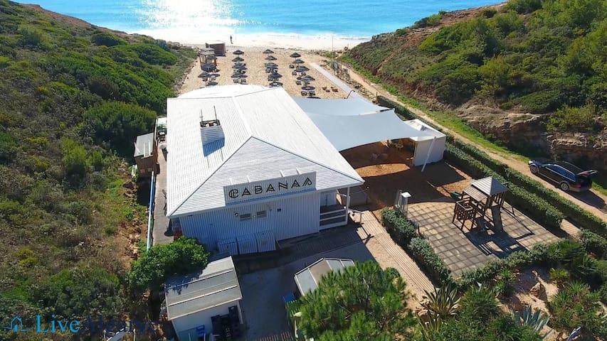Cabanas beach Club and Restaurant