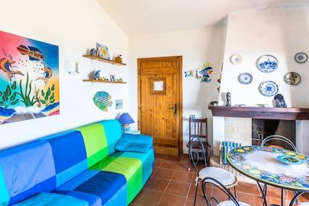 Apt. for 4 with amazing sea view! - Porto Cervo - Apartamento