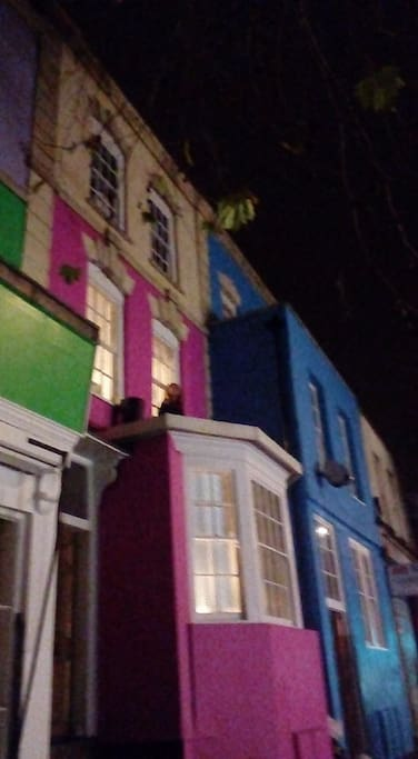 Pink House :)
