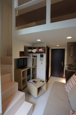 台北新北投*溫泉區渡假套房 ~短期月租$750美元.適喜安靜或創作者住宿