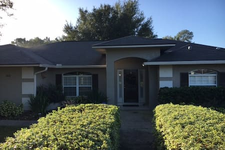 Spacious home, close to Central Florida attractions - Apopka