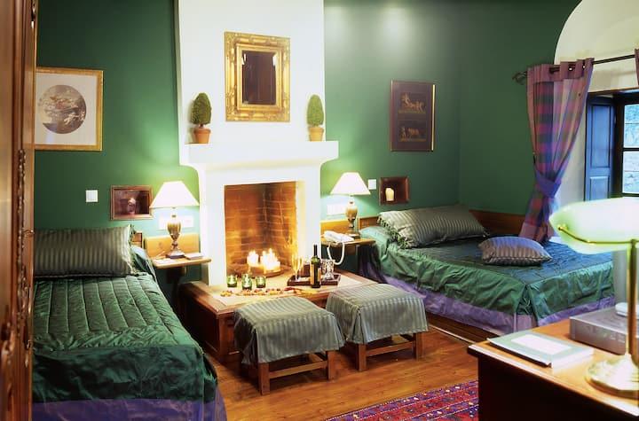 Private room @ Santikos Mansion