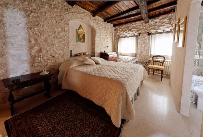 Il Borghetto di Bazzano/ Stalla - Spoleto - Appartement