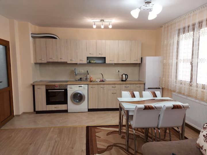Нов уютен двустаен апартамент